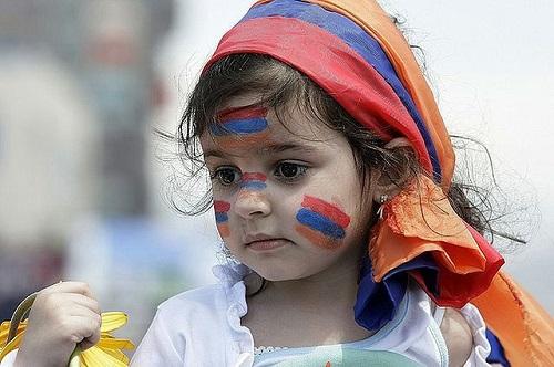 تولد فرزند در ارمنستان