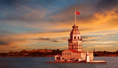 مراحل دریافت اقامت توریستی در ترکیه