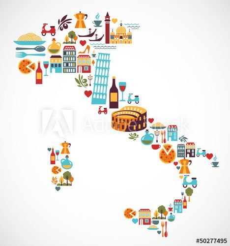 بورسیه تحصیلی ایتالیا 2019