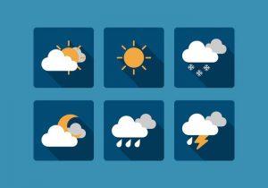 آب و هوای فریدونکنار