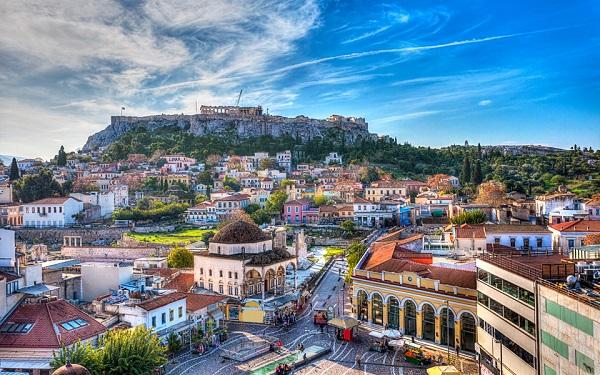 اقامت ارزان اروپا تمکن مالی یونان