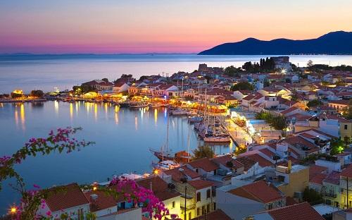 هزینه اقامت یونان تمکن مالی