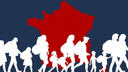 اقامت قانونی فرانسه تمکن مالی