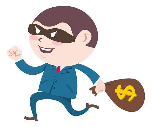 خیانت در امانت حسابدار شرکت